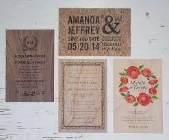wedding invitations cork wood cork wedding invitations wedding invitations calgary