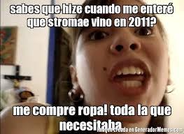 Stromae Meme - sabes que hize cuando me enter que stromae vino en 2011 me compre