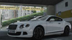 bentley continental 2016 2014 bentley continental gt gta5 mods com