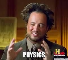 Physic Meme - meme