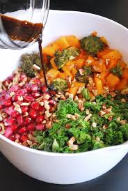 easy thanksgiving with quinoa and vegetables fooduzzi