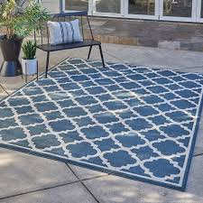 8x8 Outdoor Rug by Indoor U0026 Outdoor Collections Costco