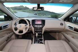 teana nissan interior 2015 nissan pathfinder 4x4 review with video the truth about cars