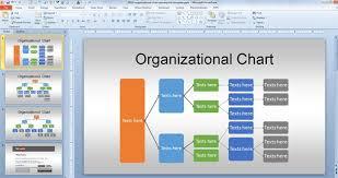 Excel Apply Chart Template Matrix Organizational Chart Template