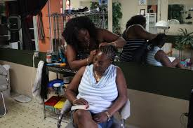 local hair salon working to service growing african american