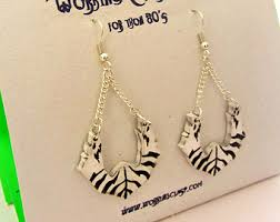 bengali earrings laser cut earrings etsy