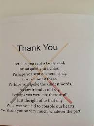 best 25 funeral thank you notes ideas on pinterest sympathy