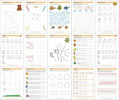 printable workbooks fun and learn activities for kids