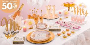 city wedding decorations sparkling pink wedding supplies city