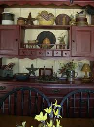 primitive decorated homes unique best 25 primitive kitchen ideas on pinterest paint at