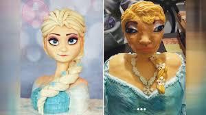 expectation vs reality worst cakes ever made youtube