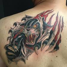 120 elegant black panther tattoo designs u0026 meanings