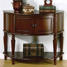 accent table for foyer half moon foyer table trgn 2c6f19bf2521