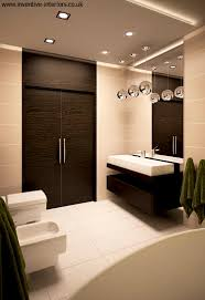 Dark Brown Bathroom Accessories by Bathroom Appealing Interior Decoration Purple And Brown Bathroom