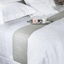luxury wave pattern white white duvet covers 100 cotton 400tc