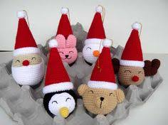 12 knitting patterns for knit ornaments