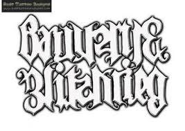 wonderful ambigram designs