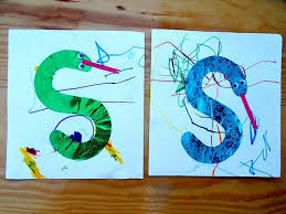 14 best letter s images on pinterest alphabet letters abcs and