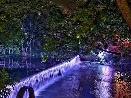 Alabama waterfalls images Waterfall at buck creek in helena al alabama aerial photos jpg
