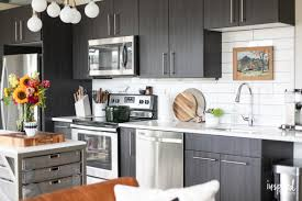 kitchen cabinet design for small apartment drab to fab apartment kitchen decor