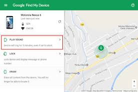 Find My Device How To Find Your Lost Or Stolen Android Smartphone With Find My