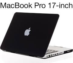 macbook pro 17 inch a1297 rubberized case cover