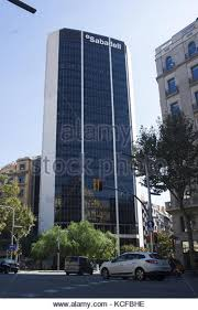 siege banque mondiale sabadell bank photos sabadell bank images alamy