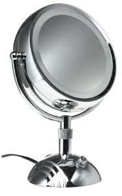 conair two sided makeup mirror with 4 light settings amazon com conair be6fv classic collection double sided lighted