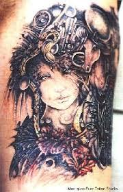 fantasy tattoo symbolism art of fantasy