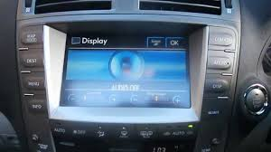 lexus dealers brisbane wrecking 2006 lexus is250 is250c 2 5 sat nav j13784 youtube