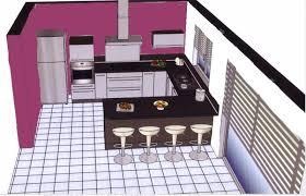 cuisine mur framboise cuisine blanche mur framboise survl com