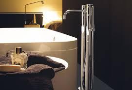 savoy freestanding bath shower mixer by zucchetti stylepark