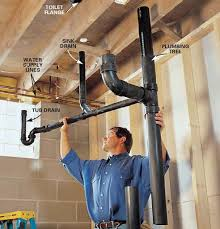 how to do home plumbing inspection yourself household tips