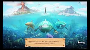 Hungry Shark Map Hungry Shark World Mostly All Sharks Found Max Survival Max