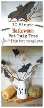 Bat Template Halloween by 25 Best Ideas About Twig Template On Pinterest Butterfly
