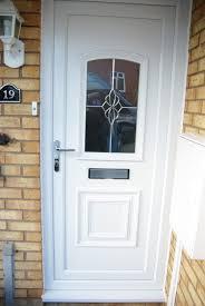 Green Upvc Front Doors by Replacement Front Doors Upvc Home Design Inspirations