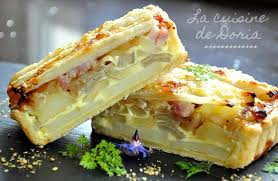 cuisiner les cotes de bettes tarte aux côtes de blettes la cuisine de doria