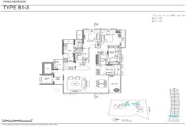 Singapore Floor Plan Gramercy Park 格美华庭 Condo Singapore By Cdl Project Floorplans