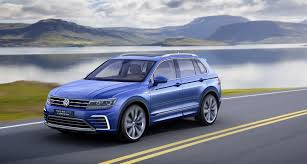 Volkswagen Tiguan 2016 Review