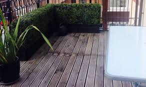 balcony flooring in chislehurst perfect grass ltd
