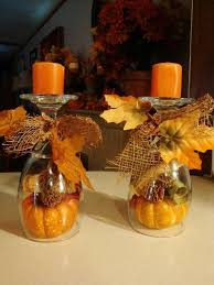 fall decorations 50 of the best diy fall craft ideas kitchen with my 3 sons