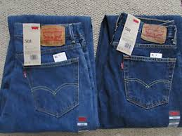 Levi 560 Comfort Fit Nuevo Mens Jeans Levis 560 Comfort Fit Medio 4891 O Oscuro