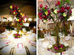 themed centerpieces for weddings garden themed centerpieces unique wedding ideas and collections