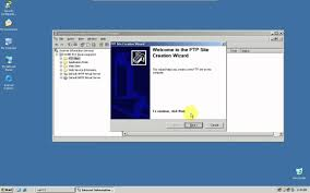 windows server 2003 ftp server youtube