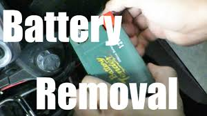 yamaha fjr1300 battery removal youtube