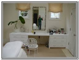 Vanity In Bedroom Diy Wood Makeup Vanity Home Design Ideas