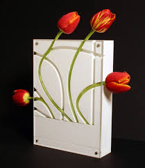 Acrylic Flower Vases 22 Creative And Weird Vase Designs Designbump