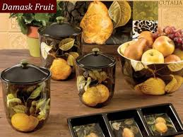 decorative kitchen canister sets photo u2013 5 u2013 kitchen ideas