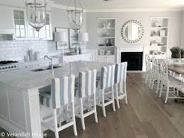 All White Kitchen Designs by Best 25 White Coastal Kitchen Ideas On Pinterest Beach Kitchens