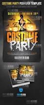 spooky thiller halloween party flyer template halloween flyer